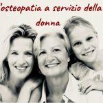 L'osteopatia al servizio della donna. I relatori